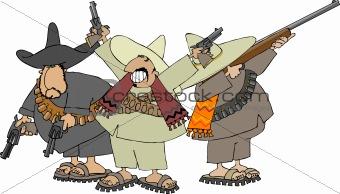 Three Banditos