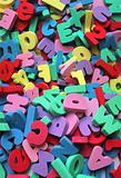 alphanumeric letters