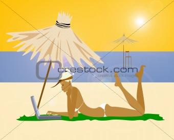 beach-rest