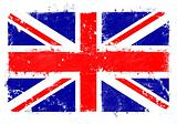 Union Jack - Grunge Effect