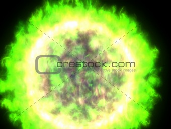 green sun 4