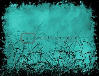Foliage grunge