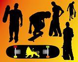 Skate Poses