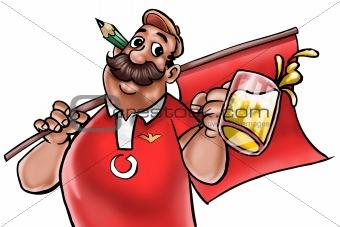 portugal fan