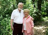 Active Senior Couple