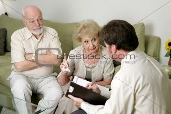 Counseling - You Won't Believe What He Does!