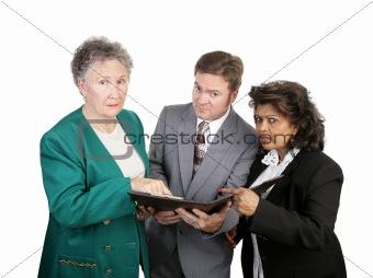 Diverse Business Group - Concerned