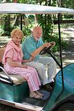 Golf Cart - Seniors