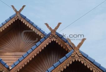 Classic Thai architecture
