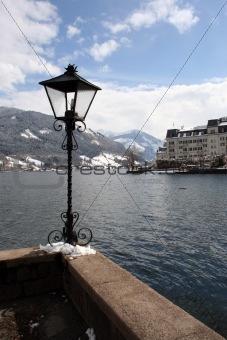 Zeller See Lake Austria