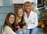 Beautiful Mother & Daughters