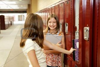 Gossip by Lockers