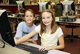 Kids in Computer Lab