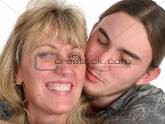 Kiss For Mom