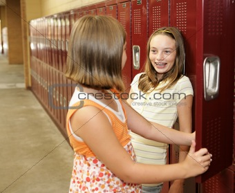 Locker Chitchat