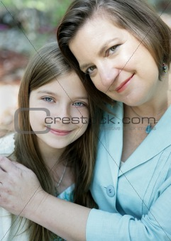 Mother & Daughter Love