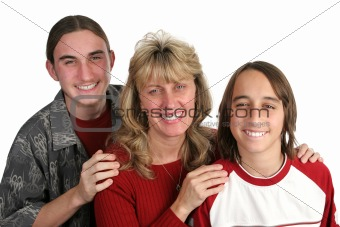 Single Mom & Sons