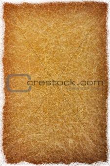 framed paper