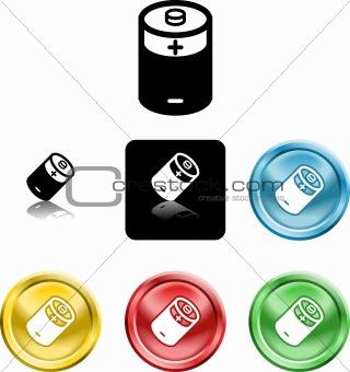 battery icon symbol