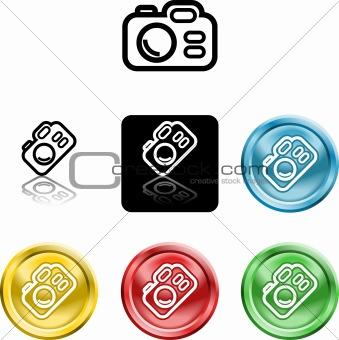 camera icon symbol