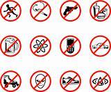 No Icons