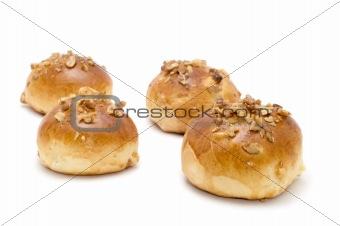 Four bun