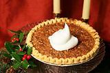 Christmas Pecan Pie
