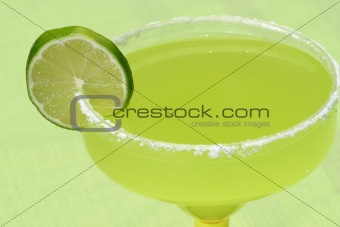Green Margarita Pleasure