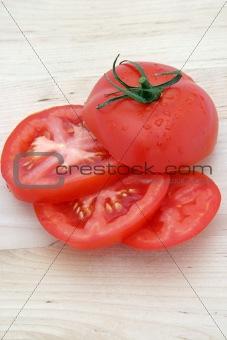 Tomato Slices Vertical
