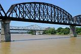Three Ohio River Bridges
