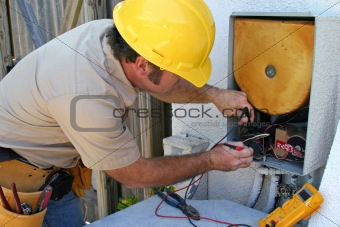 Air Conditioning Repairman 2
