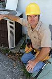 Competent AC Repairman