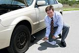 Flat Tire - Jack