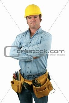 Tool Man Serious
