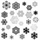 Snowflake designs