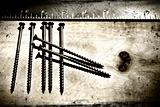 Grunge screws