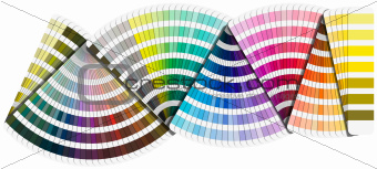 Pantone Color Palette - Background