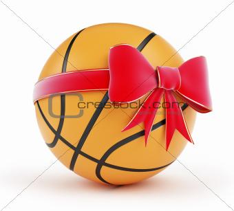 gift basketball