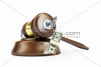 key to the law of money