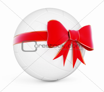 gift volleyball ball