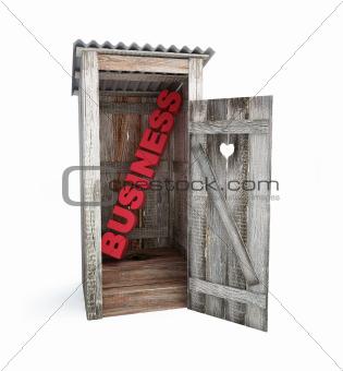 business biotoilet