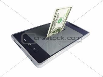 phone dollar