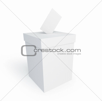 vote box form