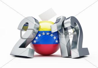 vote Venezuela 2012