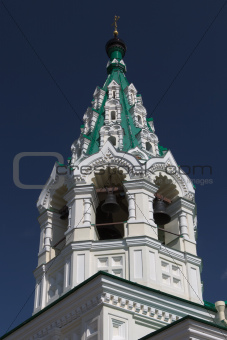 Belfry of Holy Trinity Church