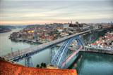 Ponte Luis I bridge, Porto