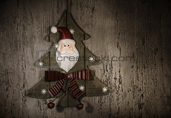 Vintage Christmas decoration