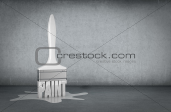 concept of painting