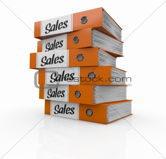 concept of success on sales