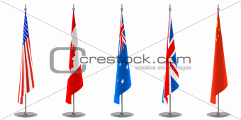 Table Flags Collection